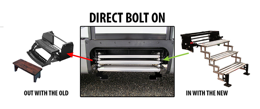 DIRECT BOLT ON